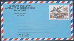 TAAF 1993 Aerogramme Unused (40002) - Enteros Postales