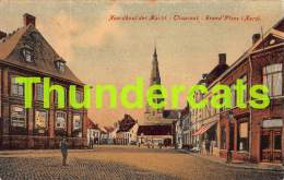 CPA TORHOUT NOORDKANT DER MARKT THOUROUT GRAND PLACE NORD - Torhout