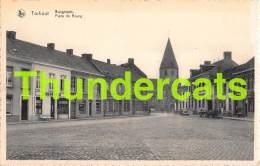 CPA TORHOUT BURGPLAATS PLACE DU BOURG - Torhout