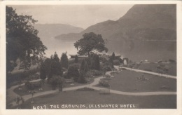THE GROUNDS - ULLSWATER HOTEL, Gel.1933 - Ohne Zuordnung