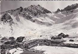65-----LA MONGIE--pistes Sud-téléskis De Pène Blanque Carrière, Dome Et Pain- De-sucre--voir 2 Scans - France