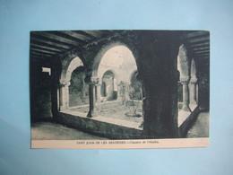 SANT  JOAN DE LES ABADESSES  -   Claustre De L'Abadia  -  Province De Gérone  -  ESPAGNE - Spain