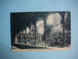 SANT  JOAN DE LES ABADESSES  -  Claustre Del Monastir  -  Province De Gérone  -  ESPAGNE - Spain