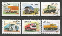 Vietnam 1990 , Used Stamps - Viêt-Nam