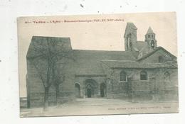 Cp, 84 , VALREAS , L'église , Monument Historique , Voyagée 1951 - Valreas