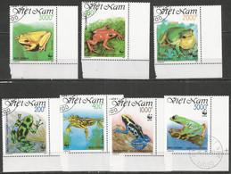 Vietnam 1991 , Used Stamps , Set - Viêt-Nam