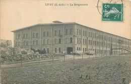 93 LIVRY  La Briqueterie     2scans - Livry Gargan