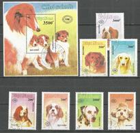 Vietnam 1990 , Used Stamps Set - Viêt-Nam