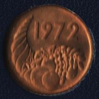 ALGERIE 20 CENTIMES 1972 FAO  KM# 103 - Algeria