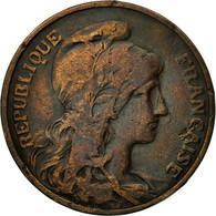 Monnaie, France, Dupuis, 5 Centimes, 1916, Paris, TTB+, Bronze, KM:842 - Francia