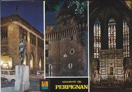 66----souvenir De PERPIGNAN--multivues--voir 2 Scans - Perpignan