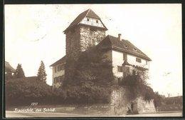 CPA Frauenfeld, Vue Partielle Avec Château - TG Thurgovie