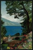 RB 1214 - 3 Postcards Bellagio Laga Di Como Italy - Posted In UK - Como