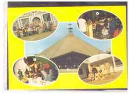 15737   -   REP.CENTRAFICANA       /    VIAGGIATA - República Centroafricana