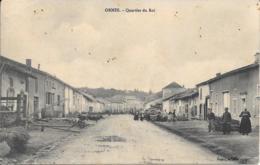55 - ORNES - Quartier Du Roi - Petite Animation - France