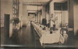 Mont Sur Meuse Sanatorium Salle A Manger - Belgique