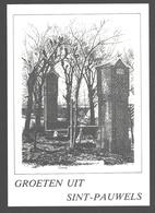 Sint-Pauwels - Twistkapelletjes - Illustratie - Nieuwstaat - Sint-Gillis-Waas