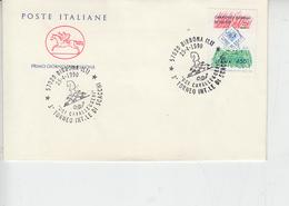 ITALIA  1990 - Torneo Internazionale Sscacchi - Bibbona (LI) - Scacchi