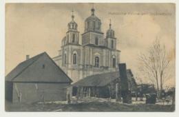 AK  Russische Kirche In Stolowitschi 1916 - Belarus