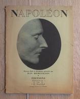 NAPOLEON I° . RECUEIL DE 129 PHOTOGRAPHIES ET GRAVURES ... JEAN BOURGEOIS . 1943 . - Photography