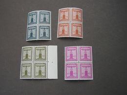 DR Dienst Lot Blöcke     ** MNH - Lots & Kiloware (mixtures) - Max. 999 Stamps