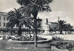 TERMOLI CAMPOBASSO MONUMENTO AI CADUTI - Campobasso