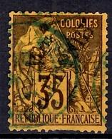 Nouvelle-Calédonie YT N° 31 Oblitéré. Signé Brun. B/TB. A Saisir! - New Caledonia