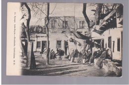 Uzbekistab Buhara Boukharie Liabi- Khaus Nr 21 1905 OLD POSTCARD 2 Scans - Uzbekistan