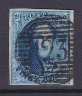 N° 11 A  Margé 123 VERVIERS - 1858-1862 Médaillons (9/12)
