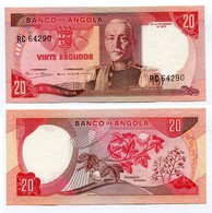 Angola - 20 Escudos 1972 - Angola