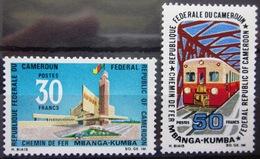 CAMEROUN                N° 477/478             NEUF** - Cameroun (1960-...)