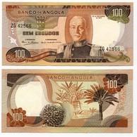 Angola - 100 Escudos 1972 - Angola