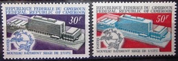 CAMEROUN                N° 483/484             NEUF** - Cameroun (1960-...)