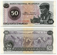 Angola - 50 Kwanzas 1976 - Angola