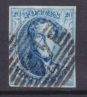 N° 11 A Margé 45 Gand - 1884-1891 Leopold II