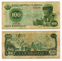 Angola - 100 Kwanzas 1979 - Angola