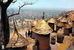 Afrique-BURKINA FASO -Sud-Ouest Beauté Du Paysage Que Contemplent Les Habitants De NANSOGONI (architecture) PRIX FIXE - Burkina Faso
