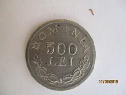 Romania: 500 Lei 1946 - Roumanie