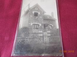 CPA - Carte-Photo - La Varenne : Maison De Mr Hormancy, 7 Avenue Henri - Sonstige Gemeinden