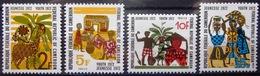CAMEROUN                N° 517/520             NEUF** - Cameroun (1960-...)