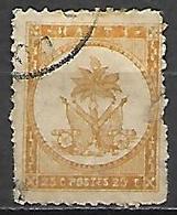 HAITI    -  Armoiries . Oblitéré.    A Identifier - Haïti