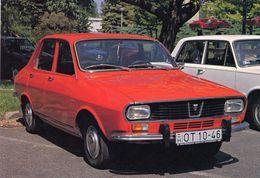 Dacia 1300   -  1972      -  CPM - Passenger Cars