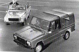 Renault Rodeo   -  1975  -  CPM - Voitures De Tourisme