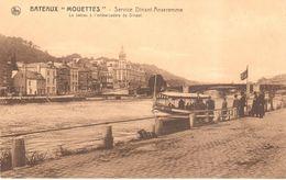 Dinant - Bateau Mouette - Service Dinant-Anseremme - Dinant