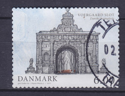 Denmark 2011 Mi. 1644    6.00 Kr Manor House Voergaard Slot Castle Burg Chateau - Dänemark