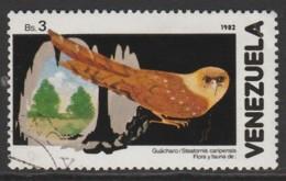 Venezuela 1982 Flora And Fauna 3b Multicoloured SW 2229 O Used - Venezuela