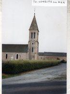 Cpm Photo De Longues Sur Mer - L'église - - France