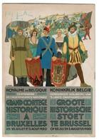 Grand Cortège Historique 1930 Fête Du Centenaire De L'Indépendance Nationale - Illustrée Par G. Rogy - 2 Scans - Feesten En Evenementen