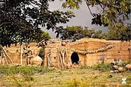 Afrique-BURKINA FASO En Pays Lobi GAOUA L'orage Gronde (architecture) *PRIX FIXE - Burkina Faso