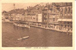 Dinant - Arrivée Des Voyageurs - Dinant